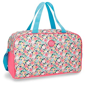 Pretty Coral Sac de voyage, 45 cm, 23.4 liters, Multicolore (Multicolor)