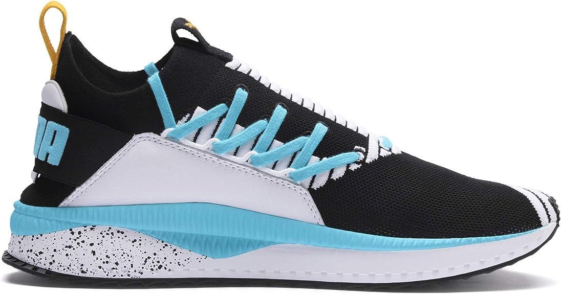 PUMA Tsugi Jun NS Sneaker da uomo, nero e bianco F03 367520 nero 550339