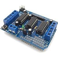 AptoFun L293D Moteur Drive Shield Stepper pour Arduino UNO Duemilanove Mega R3 AVR ATMEL