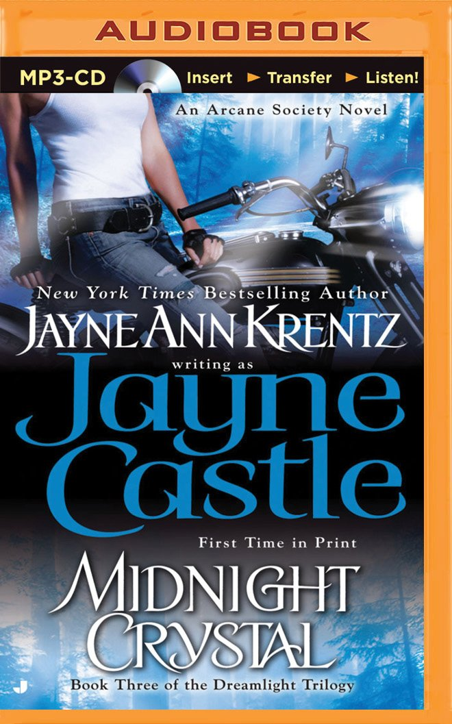 Midnight Crystal (Dreamlight Trilogy) pdf epub