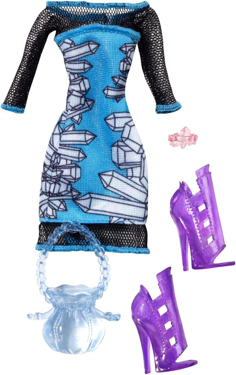 Amazon.es: Monster High - Muñeca Moda, Abbey (Mattel Y0401 ...