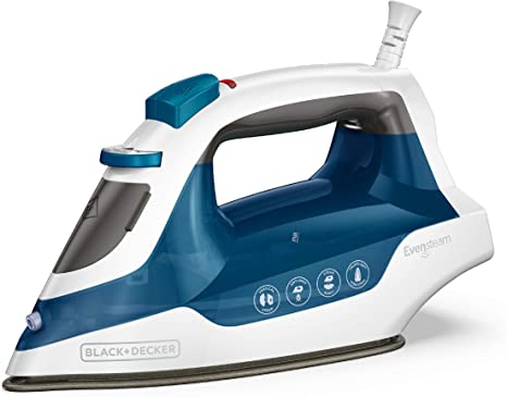 BLACK+DECKER Easy Steam IR02V Compact Iron Green for sale online
