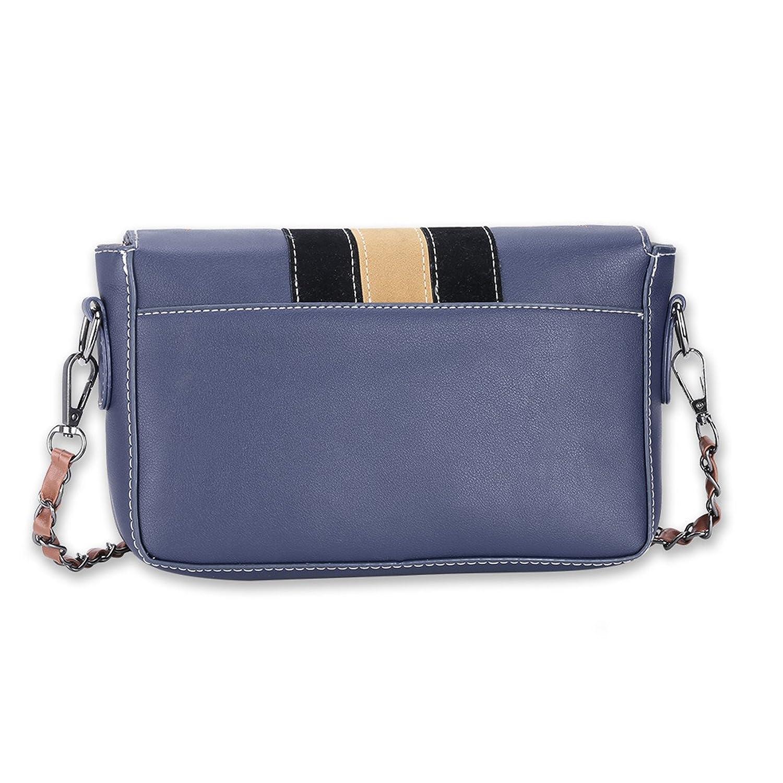 THEE Damen Handtaschen Totes PU Gestickte Tasche: Amazon.de: Schuhe &  Handtaschen