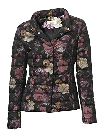 newest collection f61fc da6b0 Linea Tesini Designer-Daunenjacke bunt Größe 36: Amazon.de ...