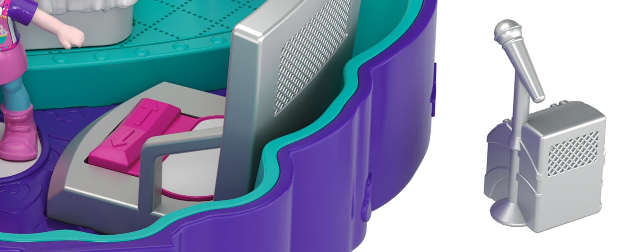 Polly Pocket Sweet Treat Compact Multicolor by Polly Pocket (Image #6)