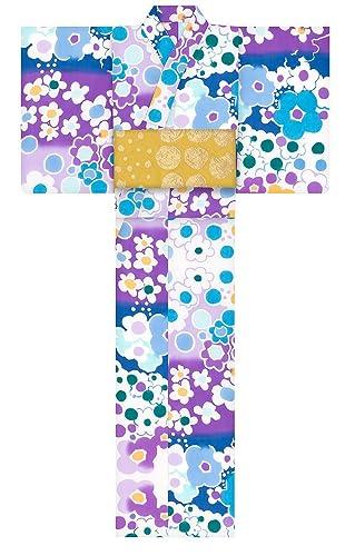 ツモリチサト-浴衣(ゆかた)仕立て上がり 7t-9