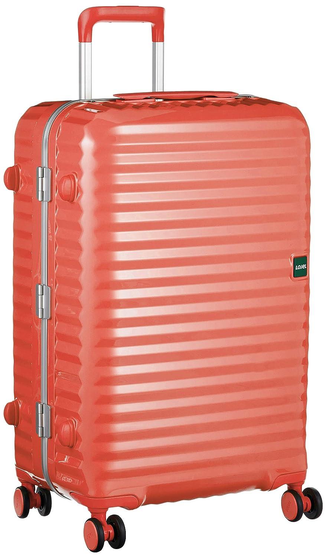 [ロジェール] スーツケース 71L 67.5cm 4.6kg GROOVE2-M B07JMMP8MB ピンク ピンク
