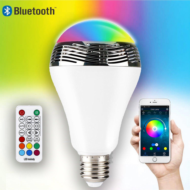 Flux Bluetooth Led Smart Bulb Bluetooth Led Bulb E27 Rgbw 7 Fluxsmart Bluetooth Led Light Bulb
