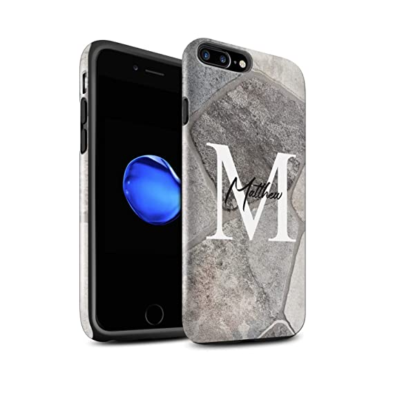 amazon com personalized custom marble stone fashion gloss case forimage unavailable image not available for color personalized custom marble stone fashion gloss case for apple iphone 7