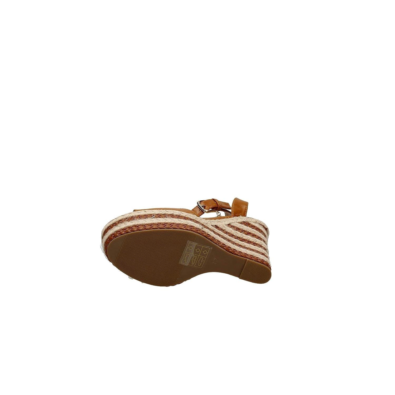 Braccialini 8670-43 Sandale Damen Damen Sandale Braun Leder 21fb7d