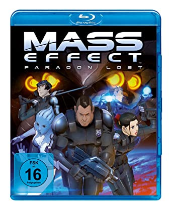 Amazon Com Mass Effect Paragon Lost Movies Tv