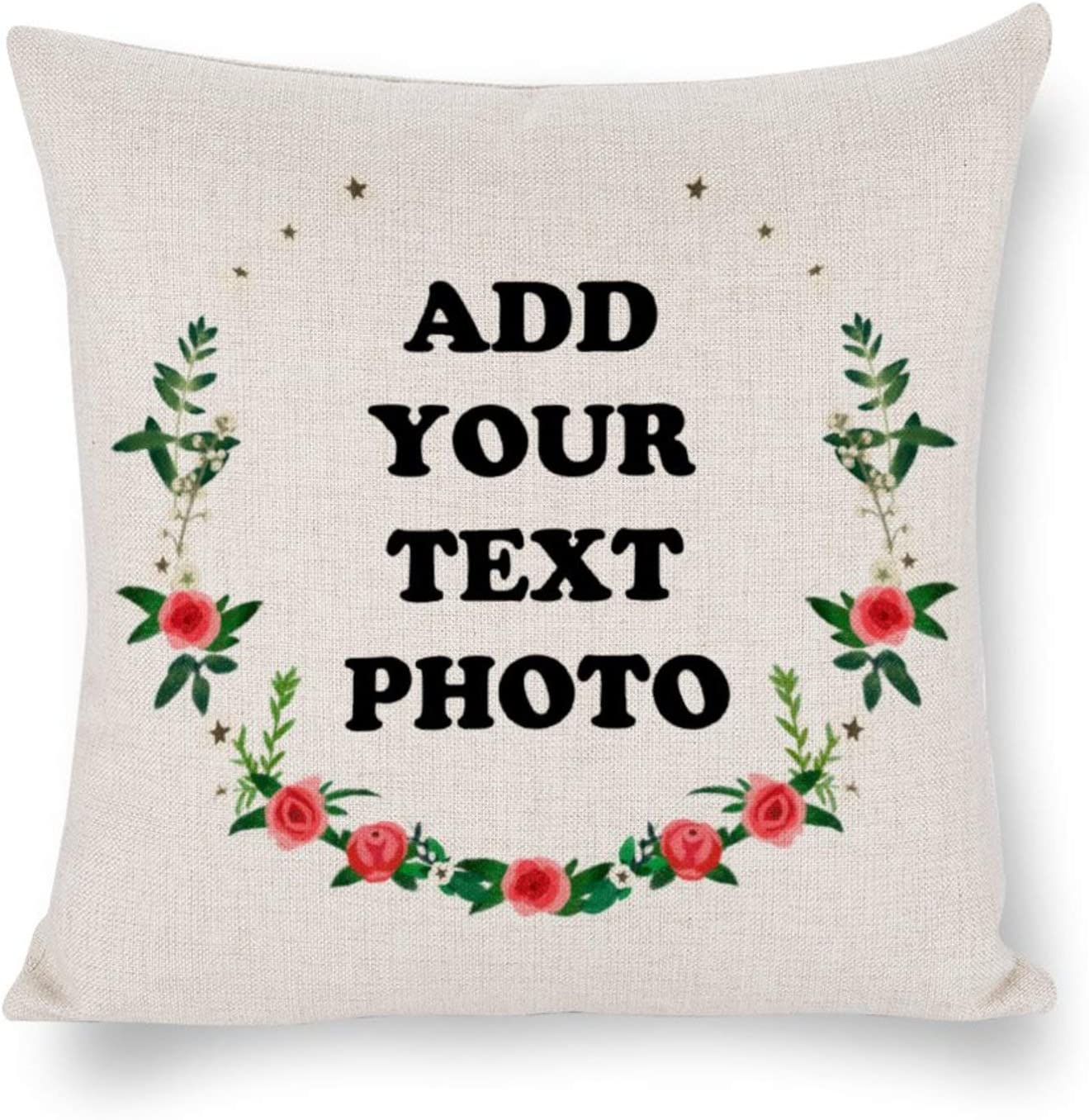 Personalized Pillow Case featuring ANTONIO in sign photos; Custom pillow cases; Teen bedroom decor; Cool pillow case; Personalised bedding
