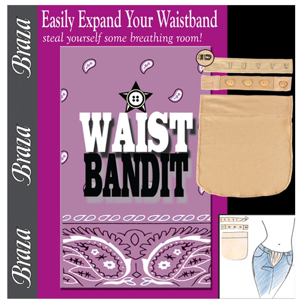Braza Waist Bandit Band Extenders for Weight Gain//Maternity