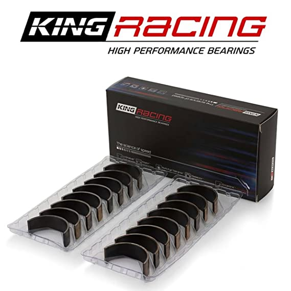 KING MB7089XP0.25 VOLKSWAGEN VR6 2.8L XP Main Bearings