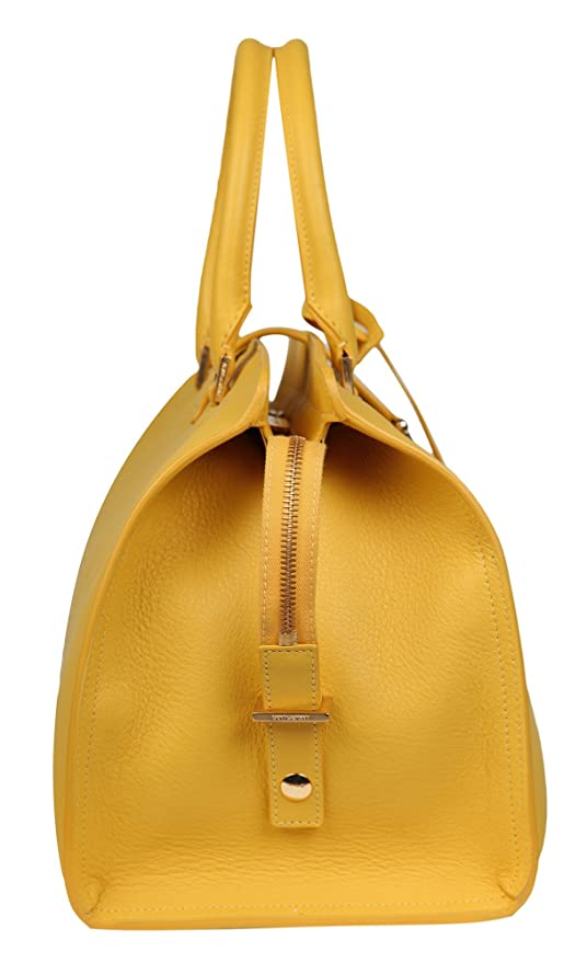 bd74a0114f Saint Laurent Women top handle bag YSL SAC LIGNE Y TOTE yellow  311208BJ50J-7204: Amazon.co.uk: Clothing