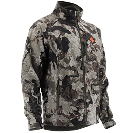 77f97c2492698 Amazon.com: Nomad Men's Barrier Jacket Veil Cervidae (S): Sports ...