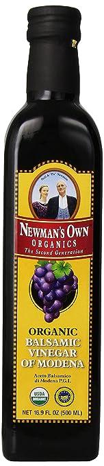 Newman's Own, Balsamic Vinegar, Organic, 16.9 oz