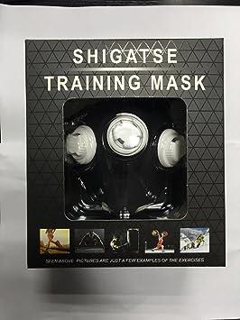 Generic Altitud Simulación – Máscara de entrenamiento alta altitud hypoxia oxígeno Barrera Masochistic Ejercicio cardiopulmonary Máscaras