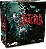 WizKids Fury of Drácula 4ta edición