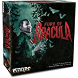 Current Edition Fury of Dracula 4Th Edition Board Game