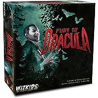 WizKids Fury of Dracula 4th Edition