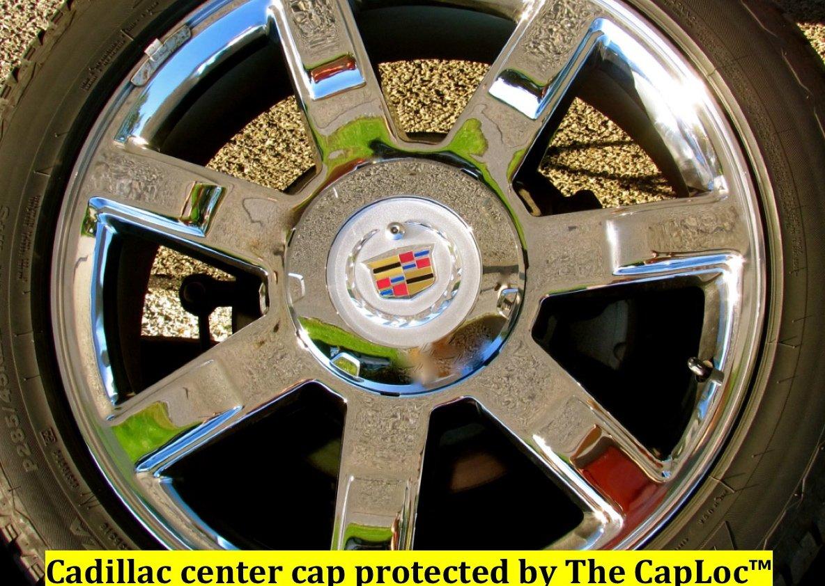 Amazon.com: The CapLoc -The Original Hub Cap and Center Cap Cable Lock Kit Theft Protection: Automotive