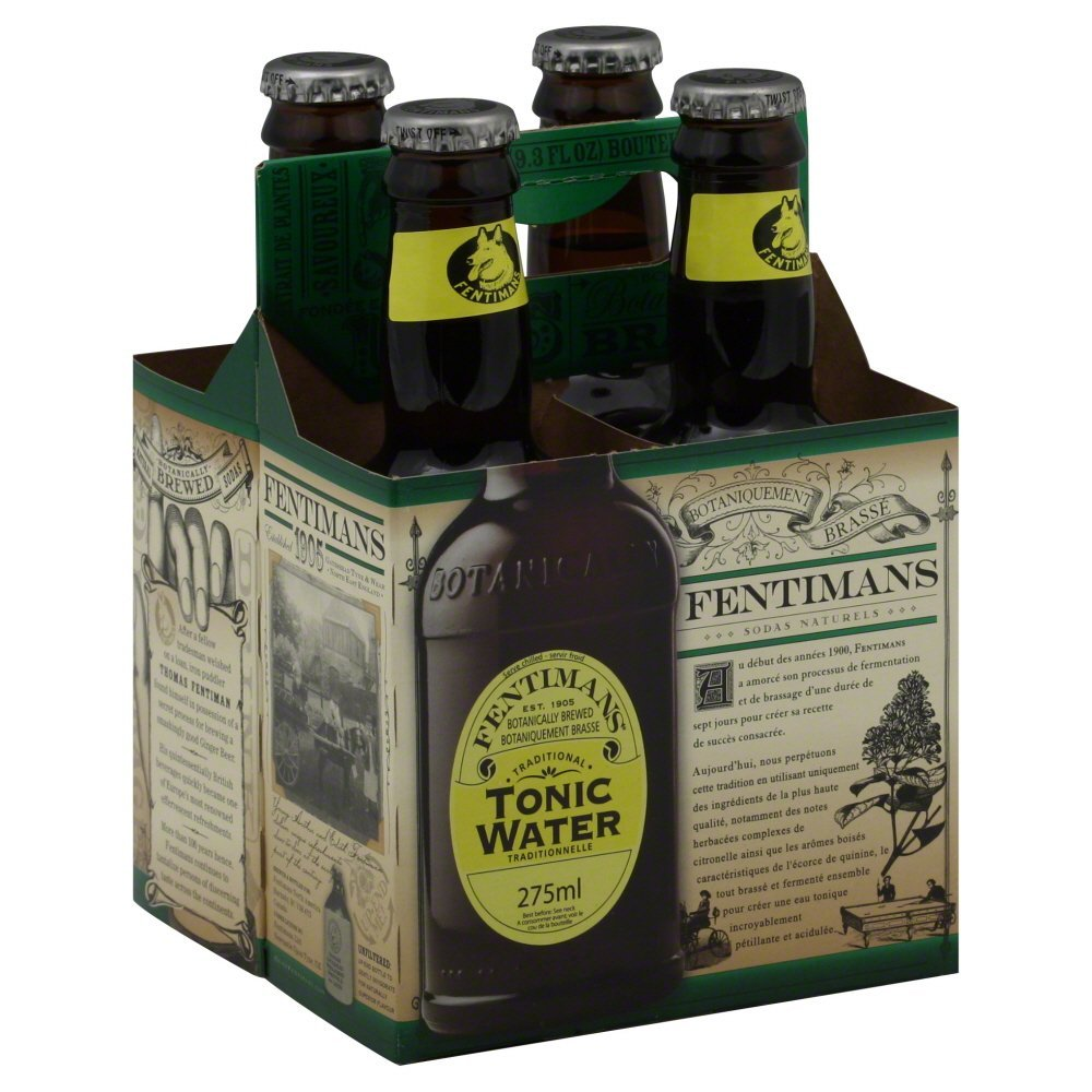 Water 4Pk Tonic -Pack of 6 by Fentimans