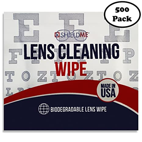 Review Pre-Moistened Lens Cleaning Wipes