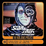 Star Trek: The Next Generation, 6: A Matter of Honor/The Royale/The Icarus Factor/Q Who