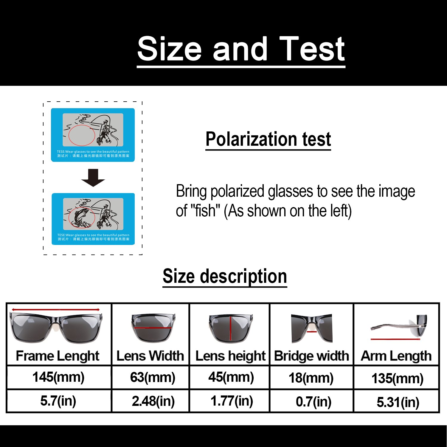 4957b4fefb8 Amazon.com  YIMI Driving Polarized Sunglasses For Men Women Fishing Sports  travel beach sun  Clothing