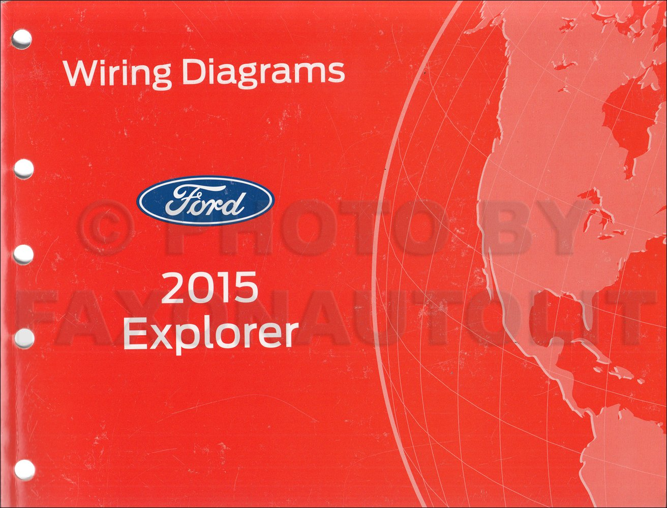 ford explorer wire diagram 2015 ford explorer wiring diagram manual original ford amazon ford explorer wiring diagram free 2015 ford explorer wiring diagram