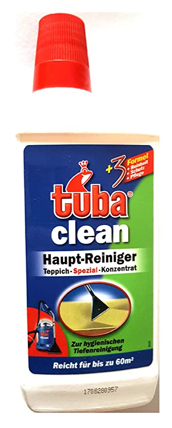 Tuba Clean Main Nettoyant Concentre Special Tapis Amazon Fr