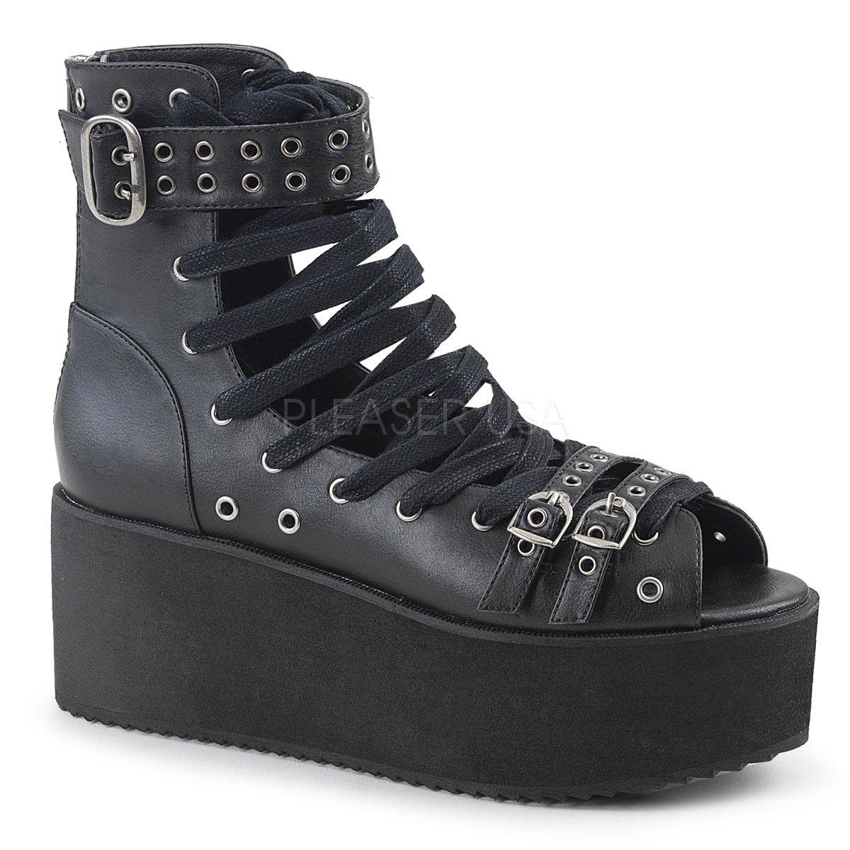 Demonia Womens GRIP-105/BVL Boots B00S0RZRL2 10 B(M) US