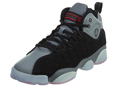 fdd11edf815 ... cheapest jordan jordan jumpman team ii prem bg girls fashion sneakers  861435 0144y black 5a614 b57ca