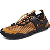 aeepd Mens Womens Water Shoes Summer Lightweight Quick Drying Aqua Shoes Outdoor Athletic Sport Walking Shoes
