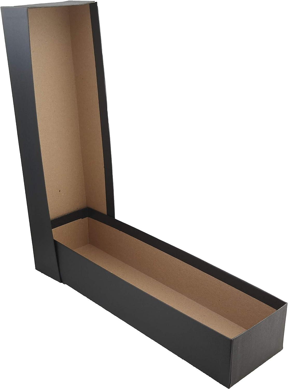 Glassine Envelope Storage Box for #2 Envelopes - Holds Over 1,000 Glassine Envelopes