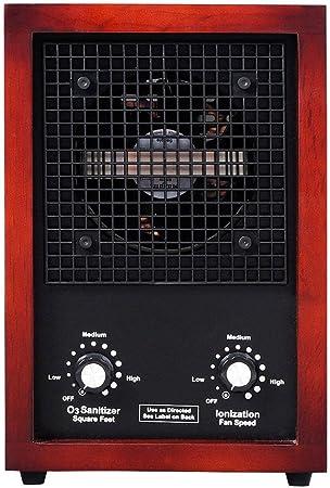 3500sq. FT Generador de Ozono Purificador de aire iónico ionizador ...