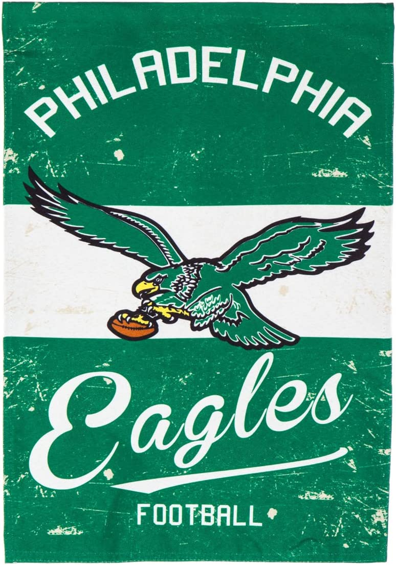Team Sports America 14L3823VINT Philadelphia Eagles Vintage Linen