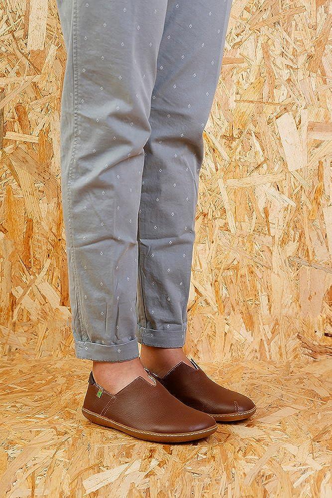 N275 Soft Grain Piedra-Land/El Viajero Beig Donna Donna Beig Scarpa Elasticizzato  - 0981b7