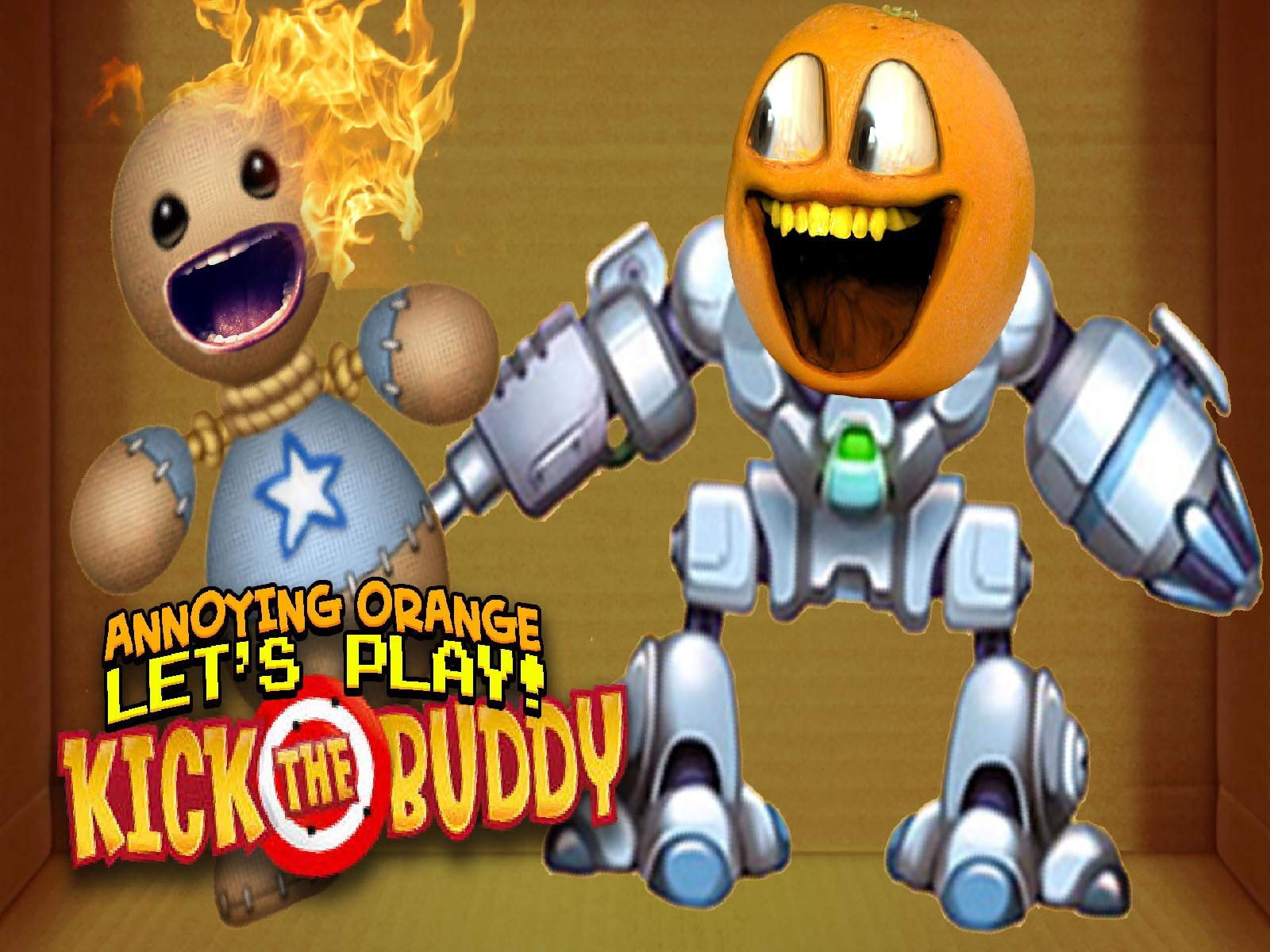 play kick the buddy