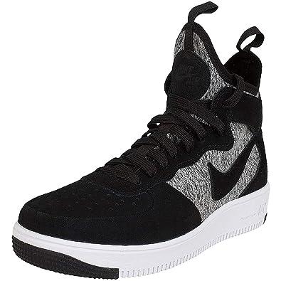 Nike sneakers nike air force 1 ultraforce mid prm black