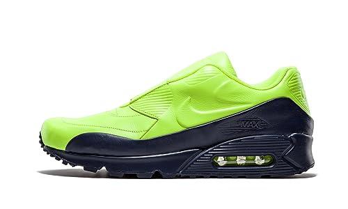 Nike Donna Wmns Air Max 90 Se Scarpe Sportive Giallo Taglia