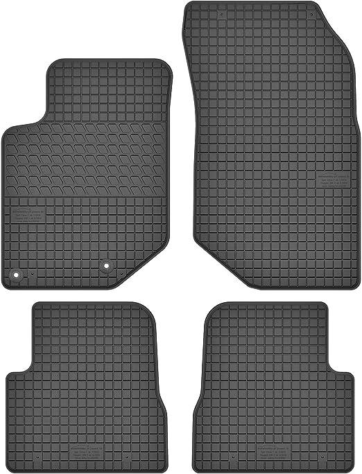 Agcpdirect Gummi Matten Fußmatten Passgenau 4 Teilig Set Für Opel Corsa F 2019 2021 Und Ds3 Crossback 2018 2021 Und Peugeot 2008 2019 2021 Auto