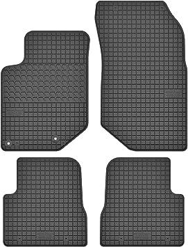 Agcpdirect Gummi Matten Fußmatten Passgenau 4 Teilig Set Für Opel Corsa F 2019 2021 Und Peugeot 2008 2019 2021 Auto