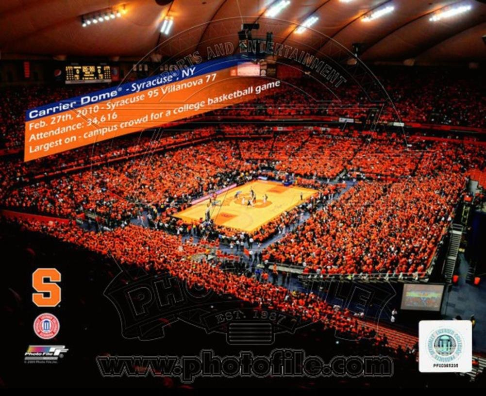Amazon Com The Carrier Dome Record Breaking Crowd Syracuse