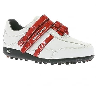 3a54072d47e0 BALLY GOLF Sierra Women  s Golf Shoes White 21510
