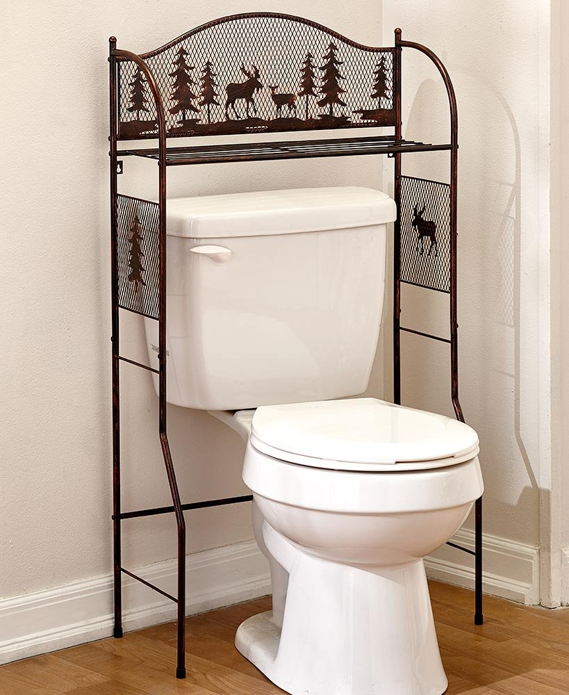 The Lakeside Collection Over the Toilet Organizer