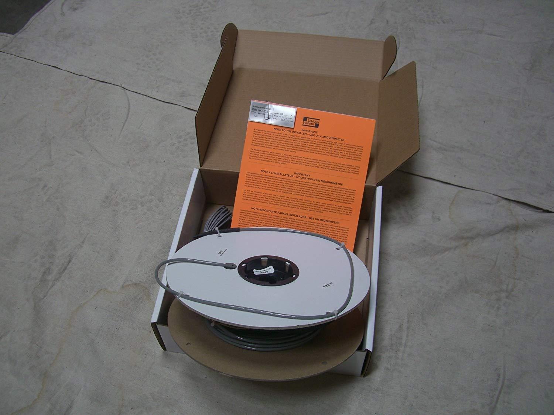 Ditra Heat Cable- Dhehk24021 - Schluter (240 V), DHEHK24021 240V (21.4 ft2) 270W by DITRA-HEAT