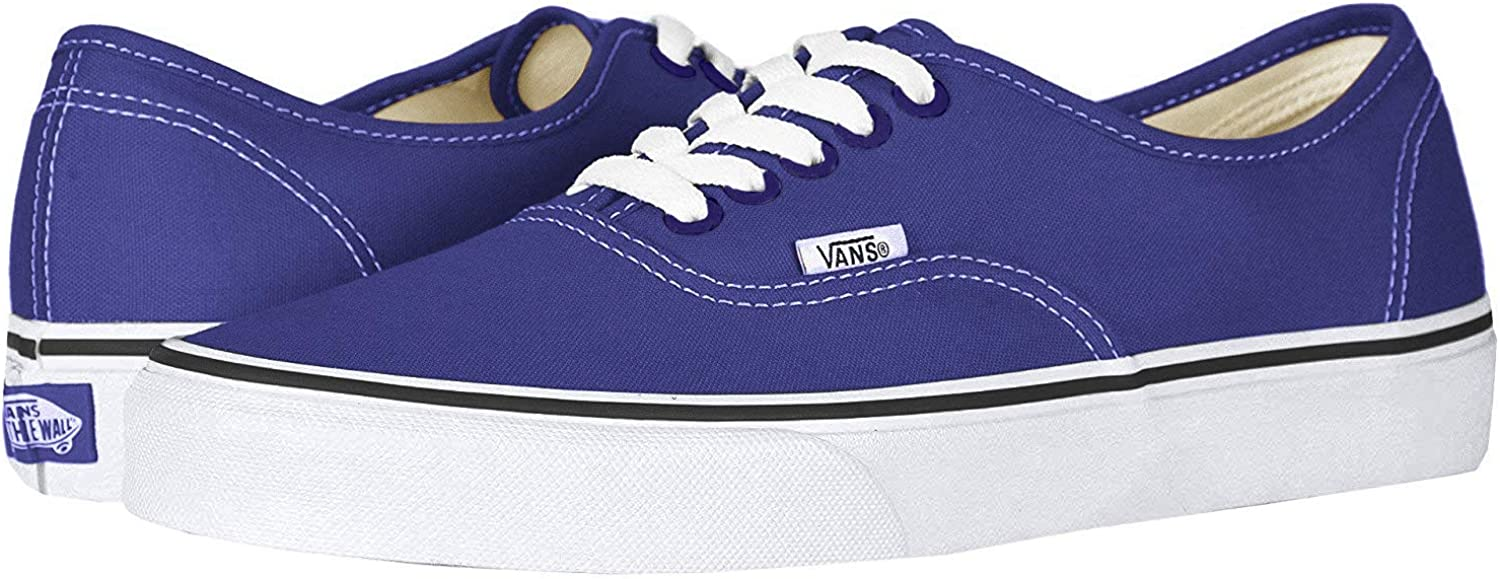 Vans Authentic Twilight Blue True White Men s 6.5 Women s 8