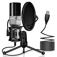 Deals on VIMVIP Microphone for Computer USB Mic